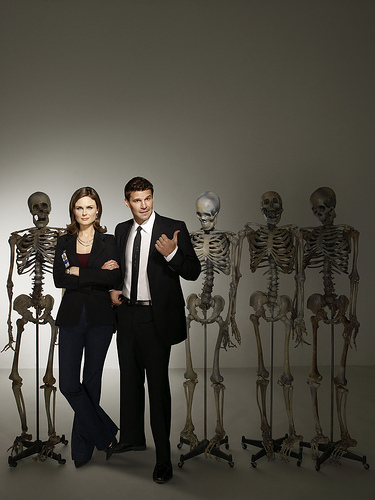 Bones Season 3 Unknown Promo Pictures