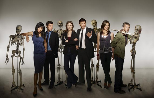 Bones Season 3 Unknown Promo Pictures