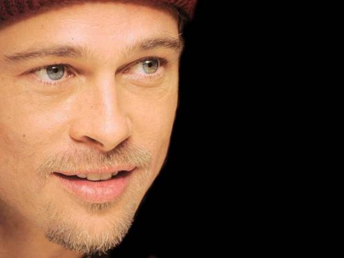 Brad Pitt wallpaper possibly with a portrait titled Brad Pitt Wallpaper
