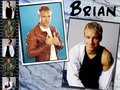 Brian Wallpaper - the-backstreet-boys wallpaper