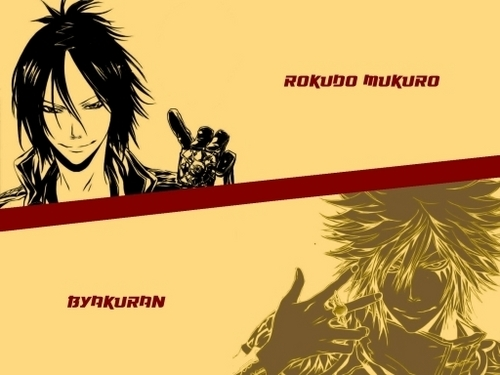 Byakuran and Rokudo