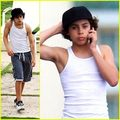 Can you see the muscles? - jake-t-austin photo