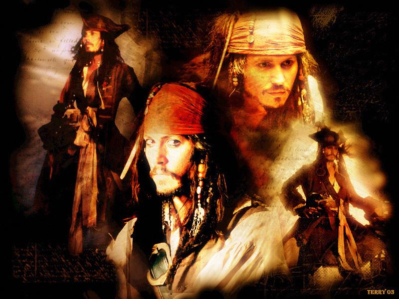 jack sparrow wallpaper. Captain Jack Sparrow