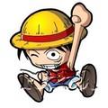 চিবি Luffy
