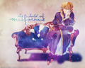 Child of Misfortune - pandora-hearts wallpaper
