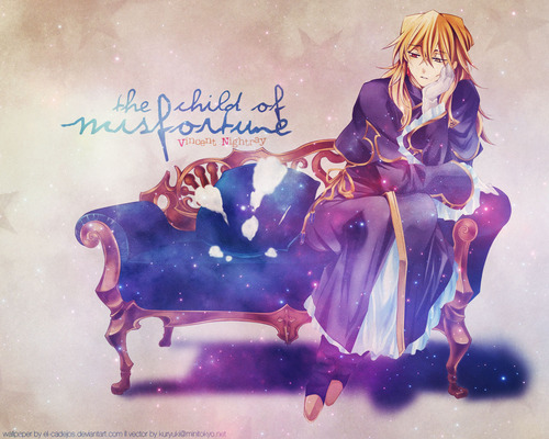 Pandora Hearts দেওয়ালপত্র probably with জীবন্ত called Child of Misfortune