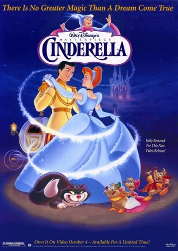 Cenerentola Movie Poster