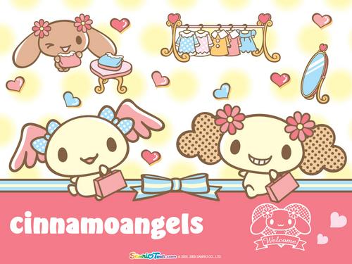 Cinnamoangels वॉलपेपर