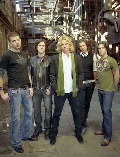 Collective Soul wallpaper probably containing a street, long trousers, and an abattoir entitled Collective Soul