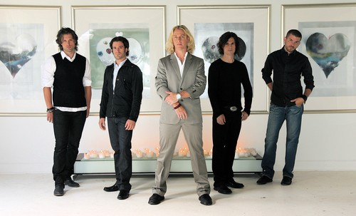 Collective Soul wallpaper with a business suit, a suit, and a well dressed person entitled Collective Soul