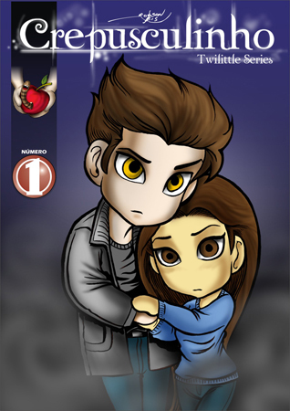 Comics Crepusculo en Brazil - estan pechochos XD