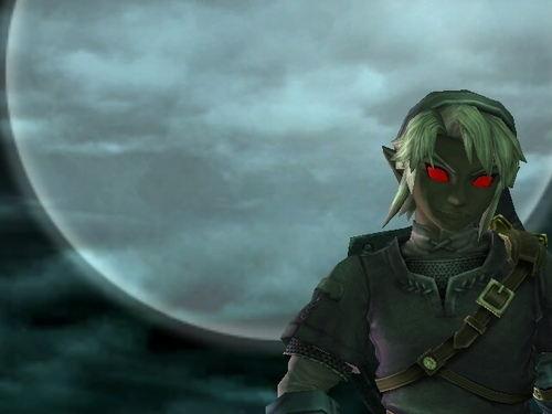 Cool Dark Link