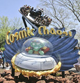 Cosmic Chaos - kennywood photo