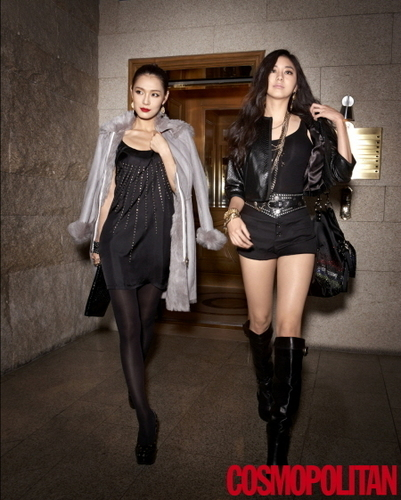 Cosmopolitan Armani Exchange