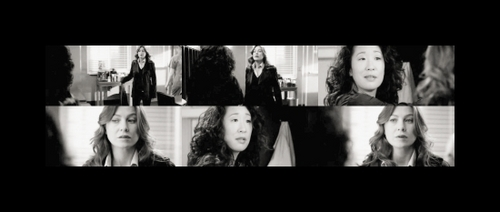 Cristina and Meredith season 4