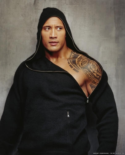 "Dwayne ""The Rock"" Johnson Обои called DJ фото Shoots"
