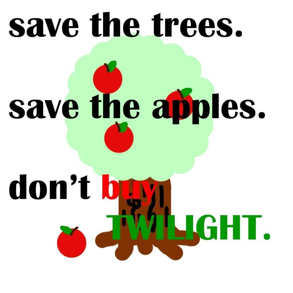Don't Buy Twilight