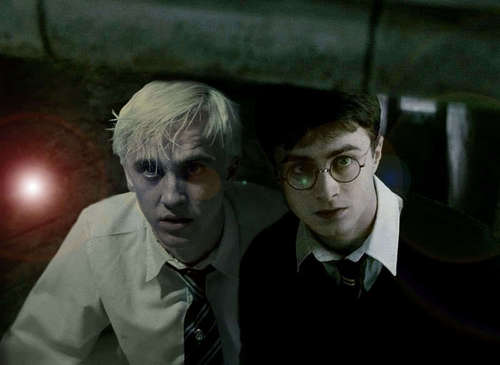 Draco and Harry