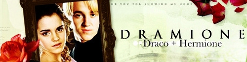 Dramione spot banners suggestions - dramione Fan Art