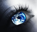 Earth's eye