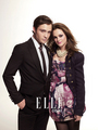 Ed/Leighton - Elle Photoshoot