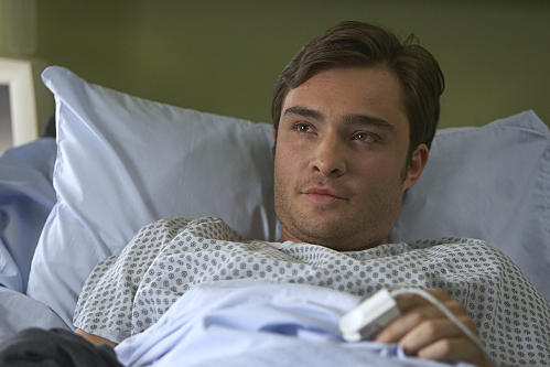 Ed Westwick in Californications