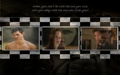 Edward,Bella and Jacob