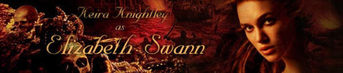 Elizabeth Swann Banner