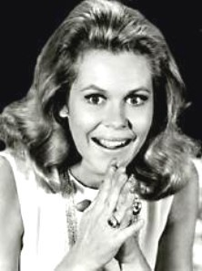 Elizabeth Montgomery wallpaper containing a portrait, attractiveness, and skin titled Elizabeth