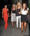 Ex wife Lampard,Elen Rives,Toni Terry,Abigail Clanchy