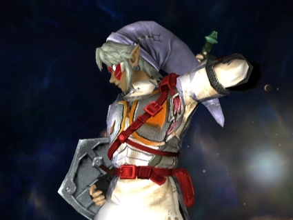 Fierce Deity Link III