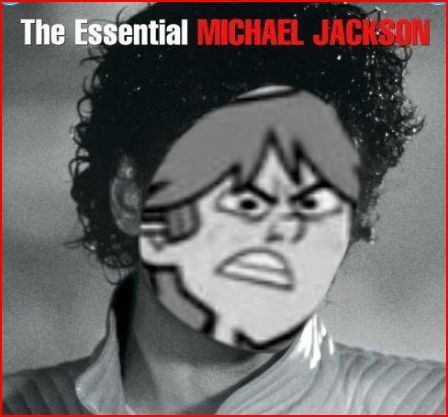total drama island wallpaper with anime called GORDON IS MICHAEL JACKSON!