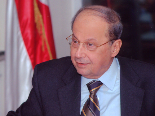 General Micheal Aoun