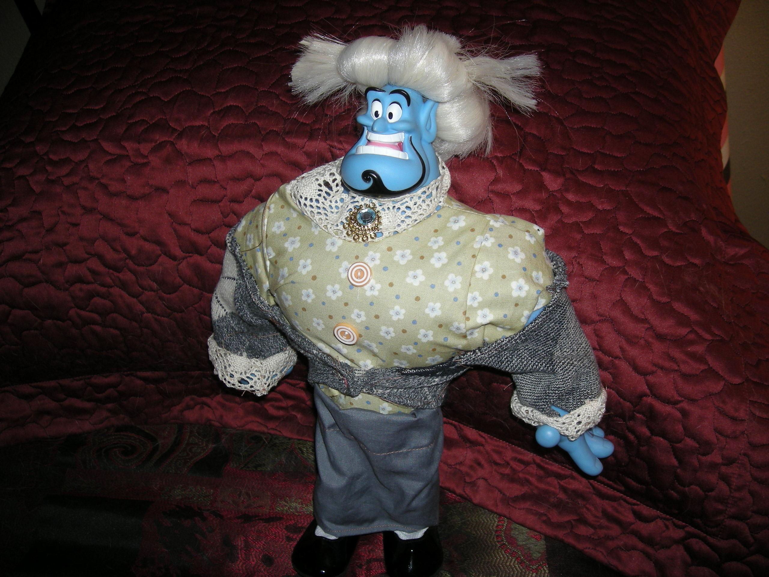 Genie Doubtfire