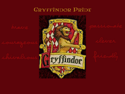 Gryffindor karatasi la kupamba ukuta possibly containing anime titled Gryffindor