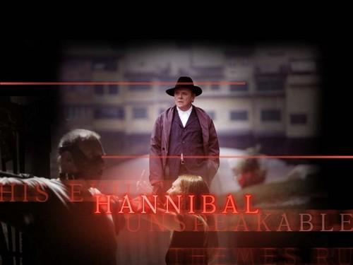 Hannibal 壁紙