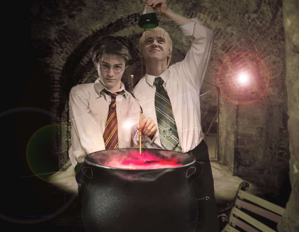 harry and draco images - photo #14
