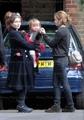 Helena with Emma Watson
