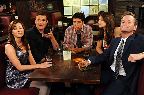 How I Met Your Mother - Episode 5.01 - Definitions - Promotional Pictures  - how-i-met-your-mother Photo
