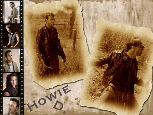 Howie D پیپر وال 2
