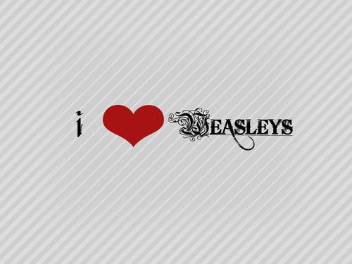 I Love Weasleys