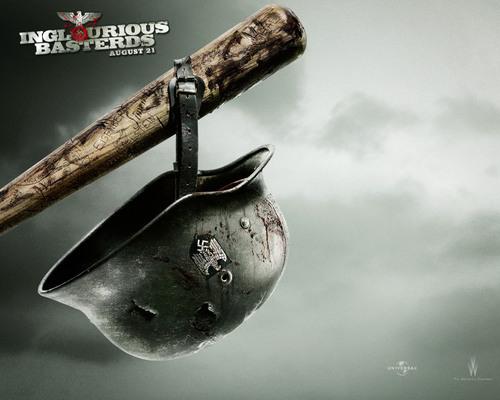 Inglourious Basterds fond d'écran probably with a cleaver called Inglourious Basterds
