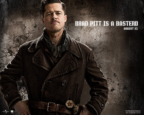 Inglourious Basterds wolpeyper entitled Inglourious Basterds