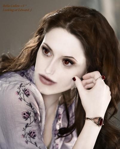 Isabella Cullen cisne