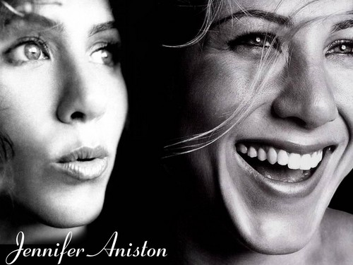 Jennifer Aniston wallpaper with a portrait entitled Jennifer Aniston