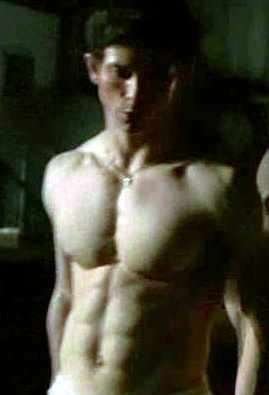 Jonathan Tucker Hintergrund with a six pack, a hunk, and skin titled Jonathan Tucker
