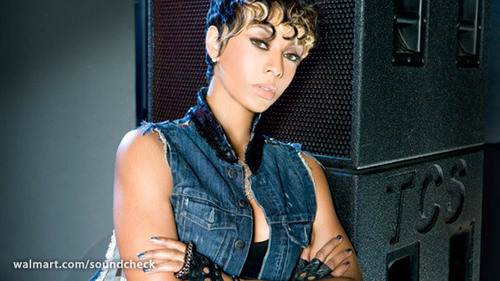 "Keri Hilson Brings Soundcheck her ""Perfect World"""