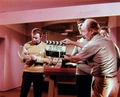 Kirk/Spock - Behind the Scenes - james-t-kirk photo