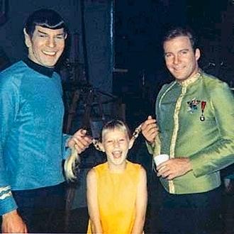 Kirk/Spock - Behind the Scenes
