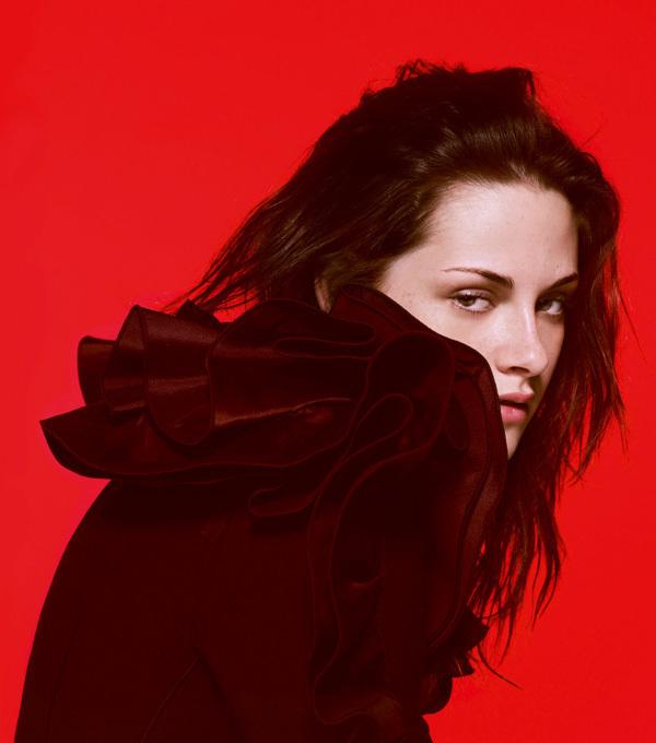 Kristen Stewart in Dazed & Confused